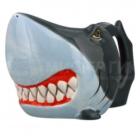 Кружка Акула Shark Shaped Mug